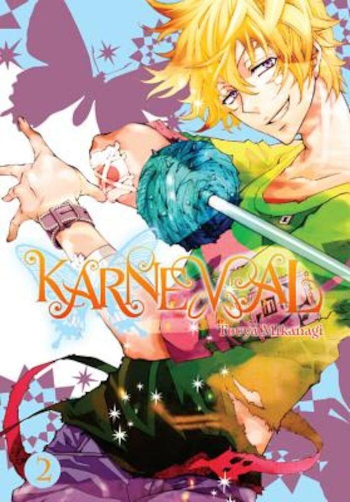 Karneval, Volume 2, Paperback