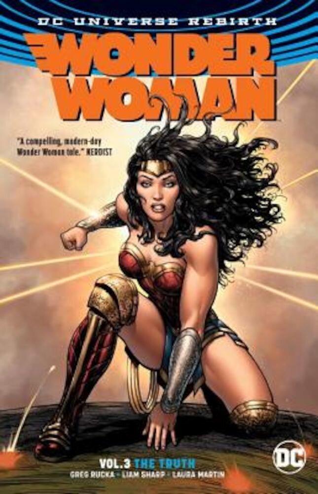 Wonder Woman Vol. 3: The Truth (Rebirth), Paperback