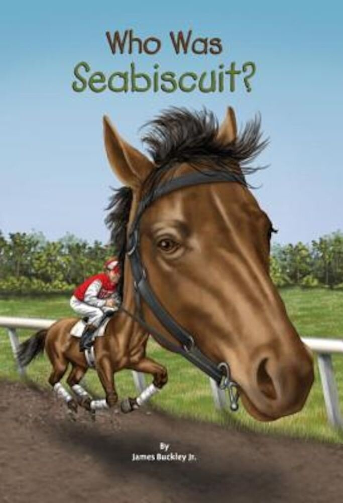 Who Was Seabiscuit?, Paperback