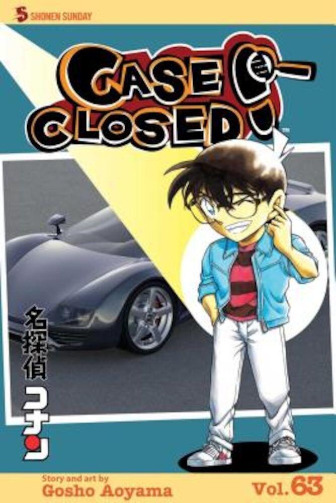 Case Closed, Volume 63, Paperback