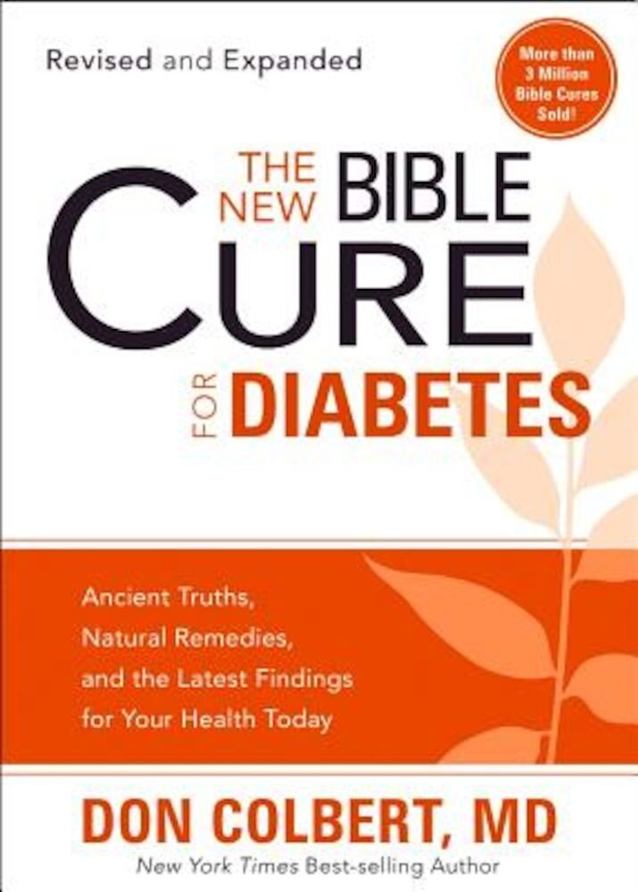 The New Bible Cure for Diabetes, Paperback