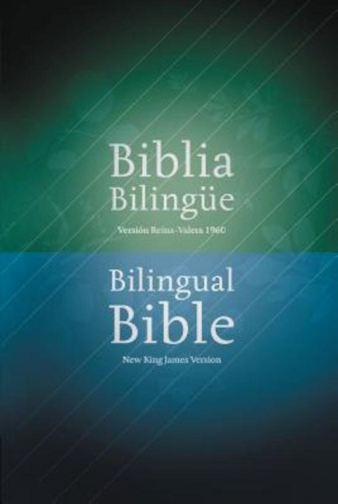 Biblia Bilingue-PR-Rvr 1960/NKJV, Hardcover