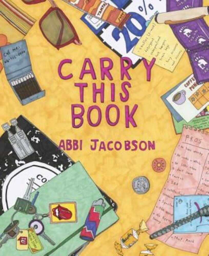 Carry This Book, Hardcover