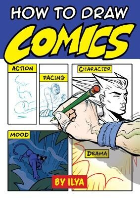 How to Draw Comics, Paperback