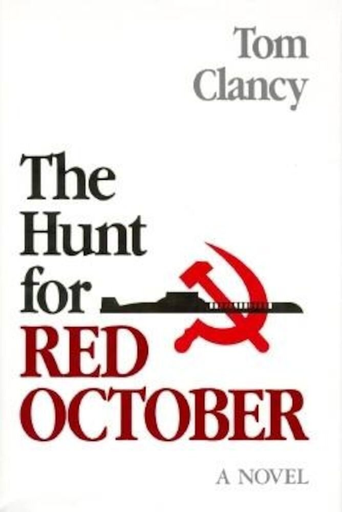The Hunt for Red October, Hardcover