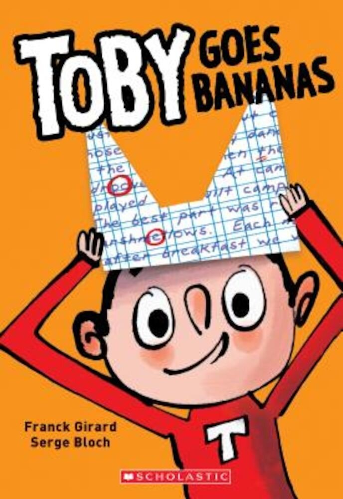 Toby Goes to School, Paperback