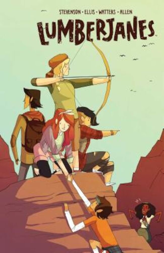 Lumberjanes Friendship to the Max, Paperback