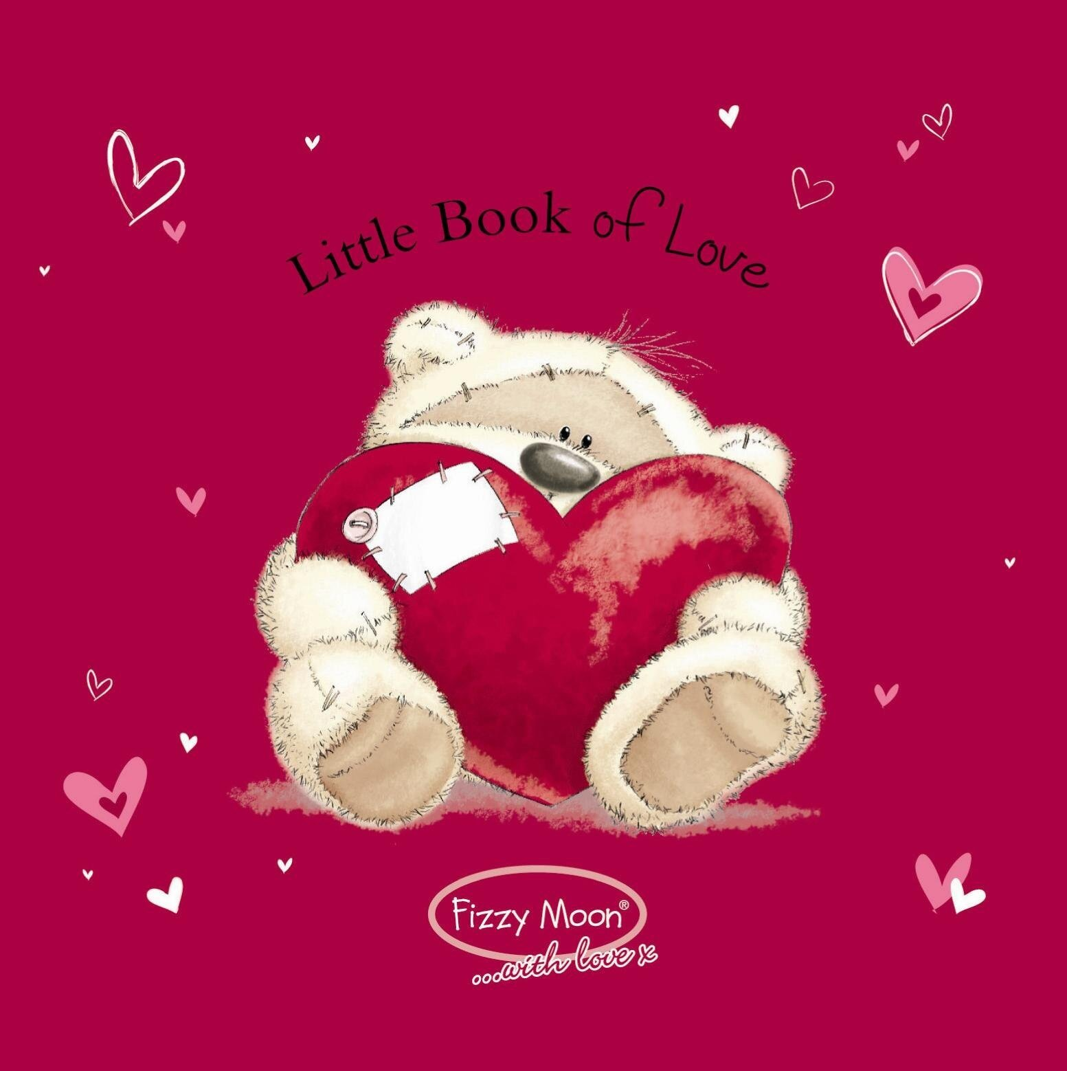 Fizzy Moon Little Book of Love