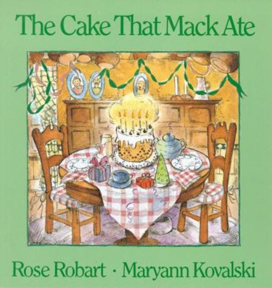 The Cake That Mack Ate, Paperback