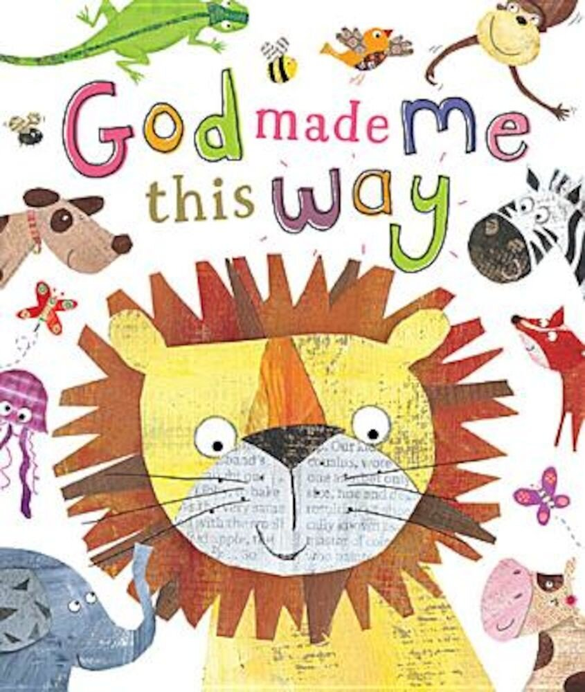God Made Me This Way, Hardcover