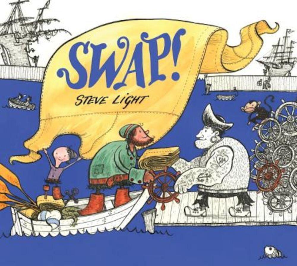 Swap!, Hardcover