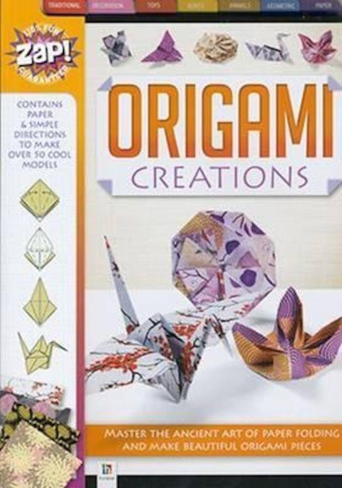 Coperta Carte Zap! Origami Creations - Zap!