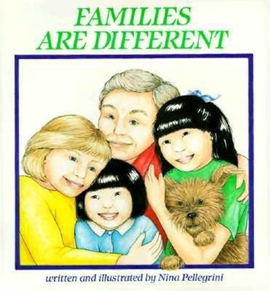Families Are Different, Hardcover