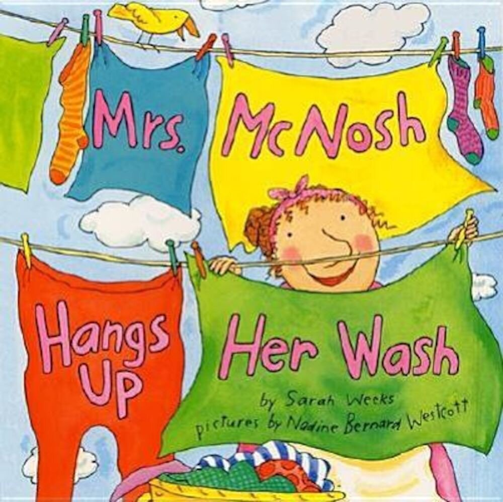 Mrs. McNosh Hangs Up Her Wash, Paperback
