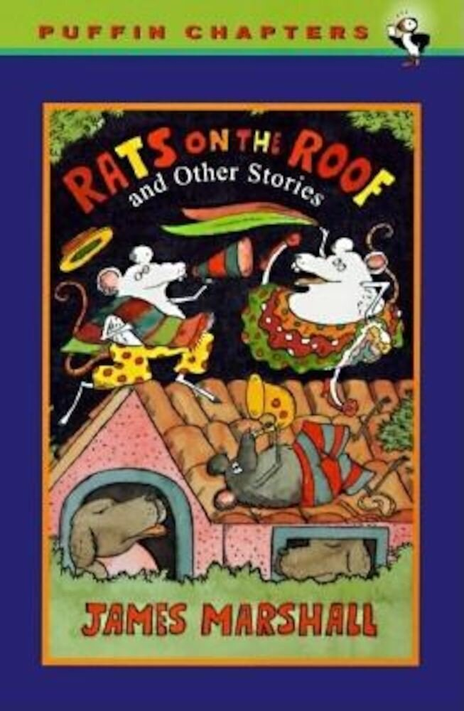 Rats on the Roof, Paperback