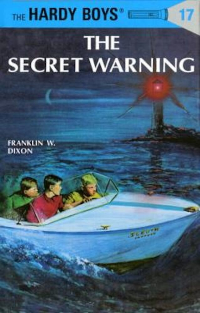 Hardy Boys 17: The Secret Warning, Hardcover