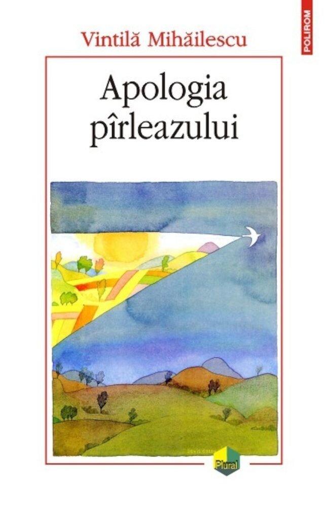 Coperta Carte Apologia pirleazului