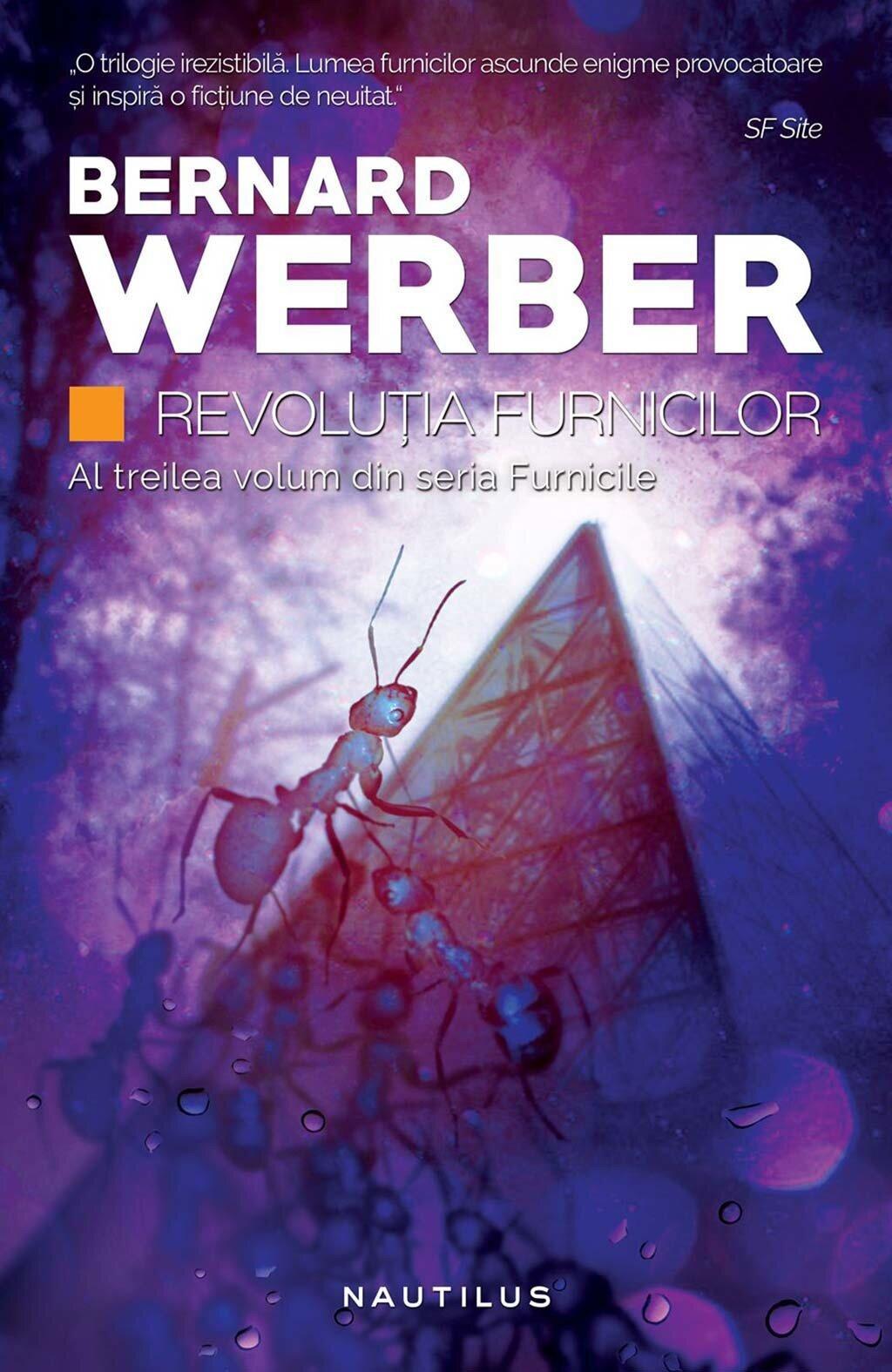 Revolutia furnicilor. Al treilea volum din seria Furnicile (eBook)