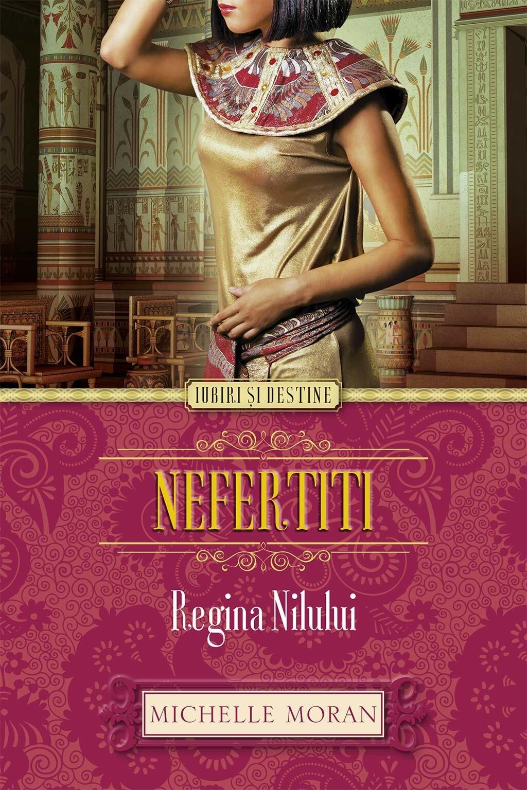 Nefertiti. Regina Nilului PDF (Download eBook)