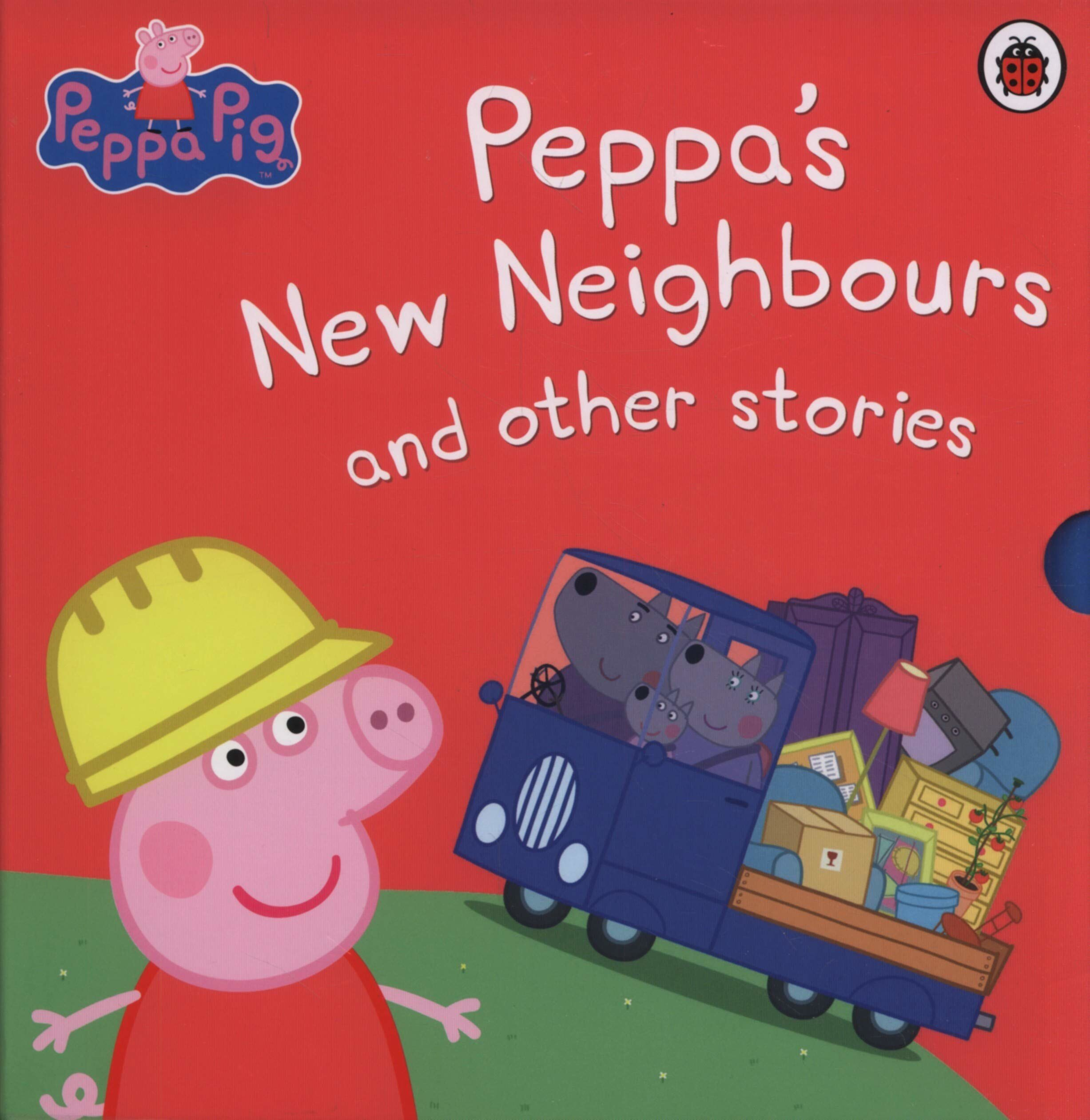 Peppa's new neighbours box set