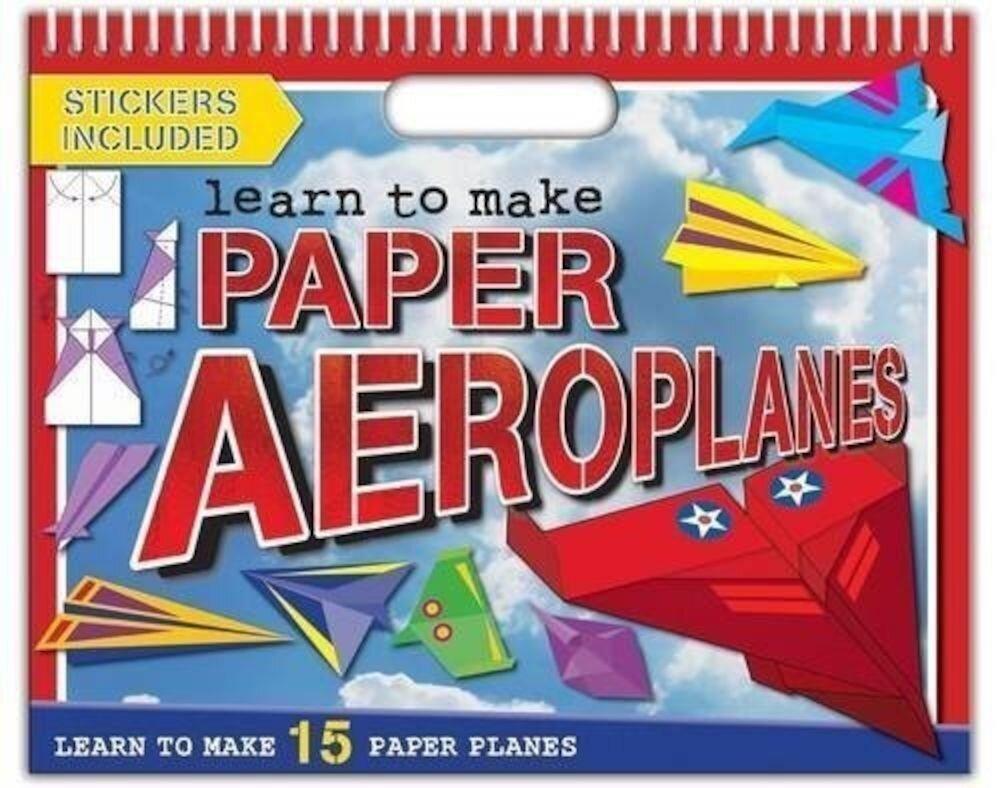 Paper Model Pad - Aeroplanes