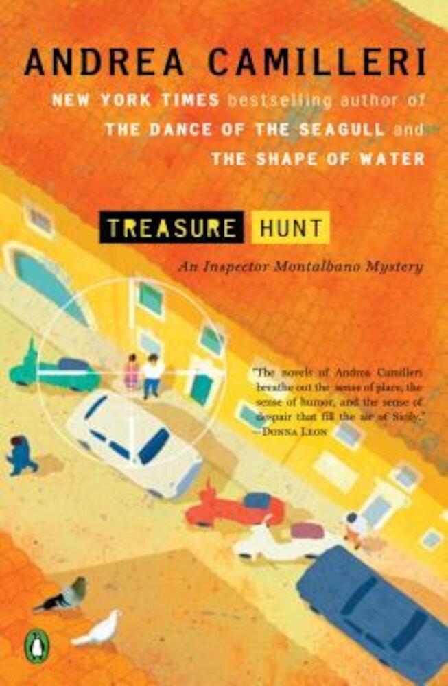 Treasure Hunt, Paperback