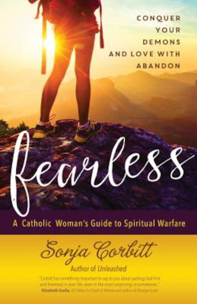 Fearless: Conquer Your Demons and Love with Abandon, Paperback