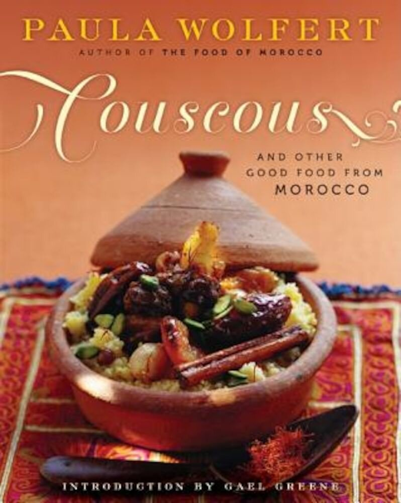 Couscous and Other Good Food from Morocco, Paperback