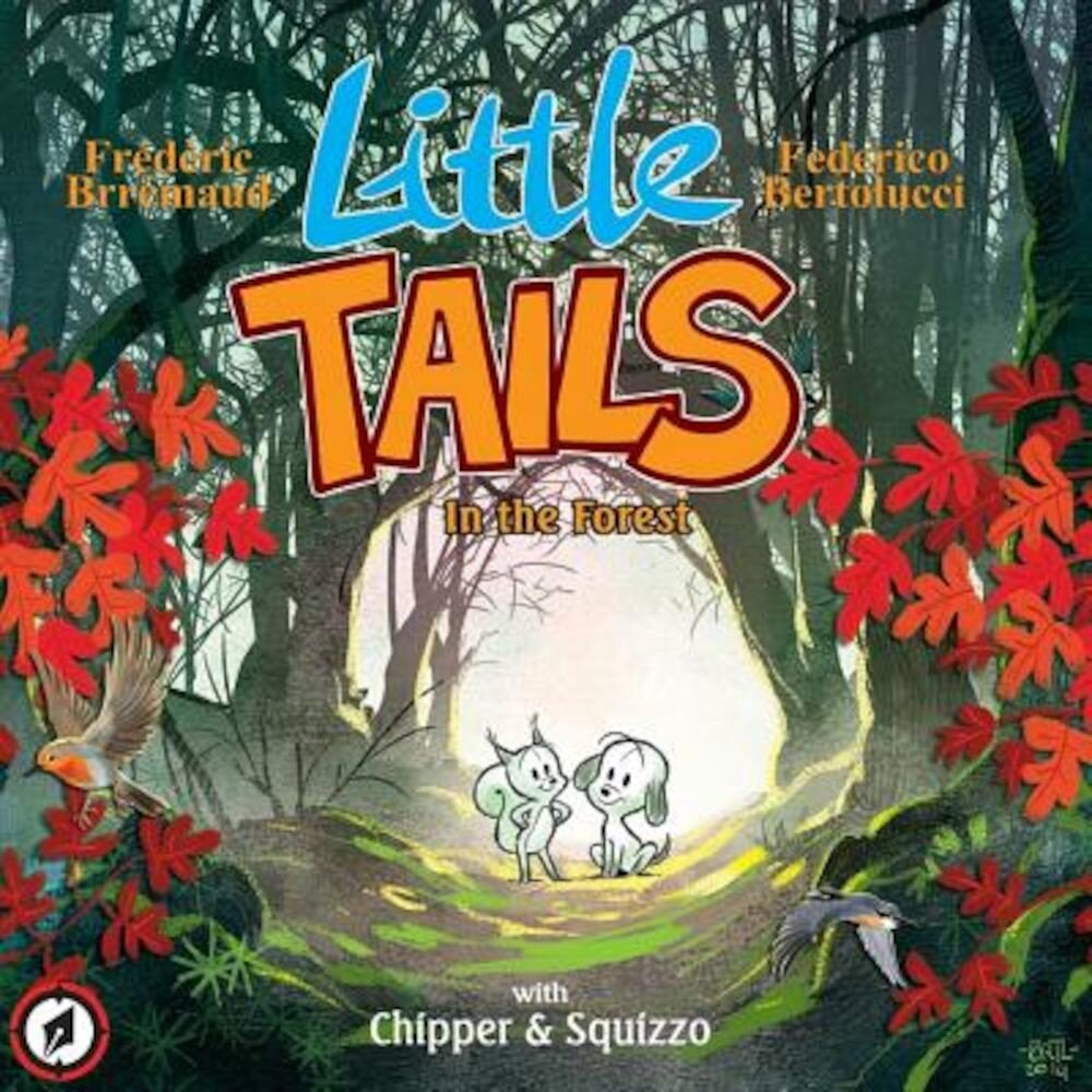 Little Tails in the Forest, Hardcover