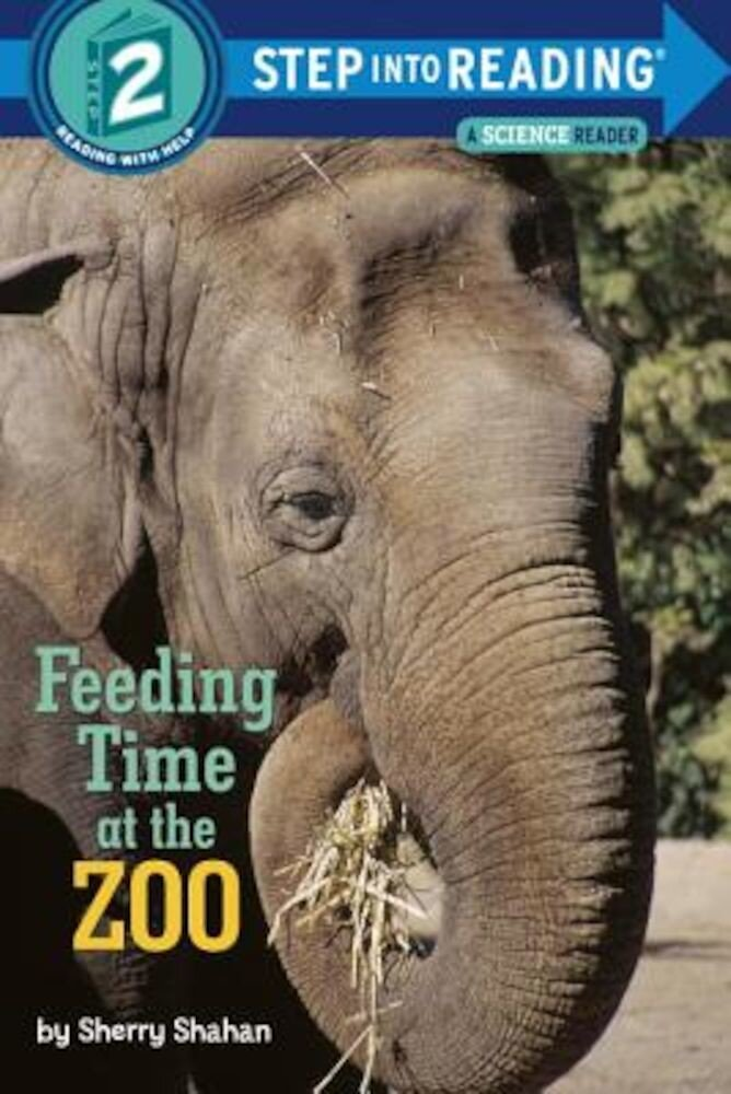Feeding Time at the Zoo, Paperback