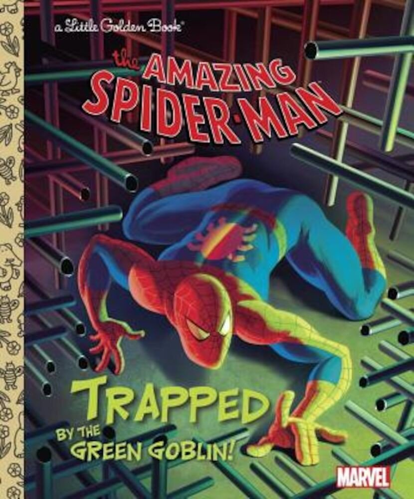Trapped by the Green Goblin! (Marvel: Spider-Man), Hardcover