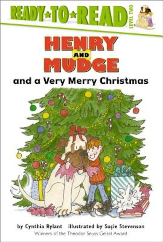 Henry and Mudge and a Very Merry Christmas, Hardcover