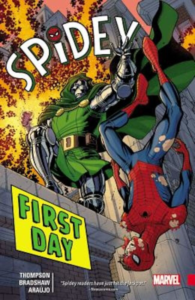 Spidey, Volume 1: First Day, Paperback