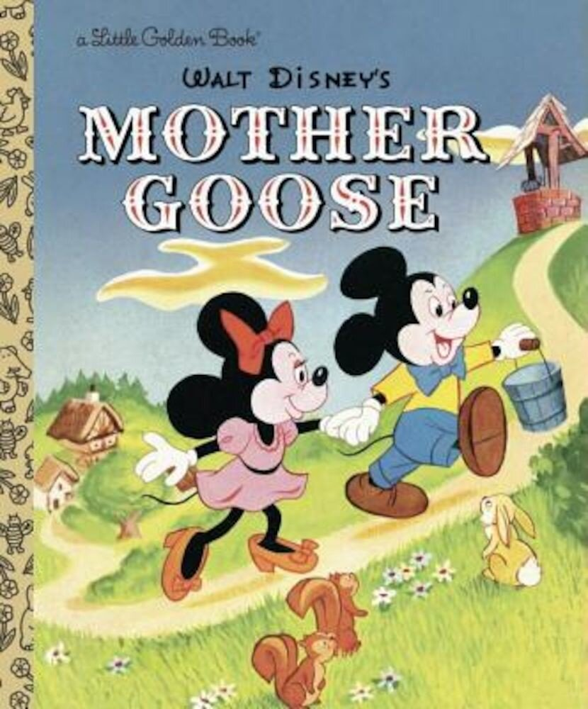Mother Goose (Disney Classic), Hardcover