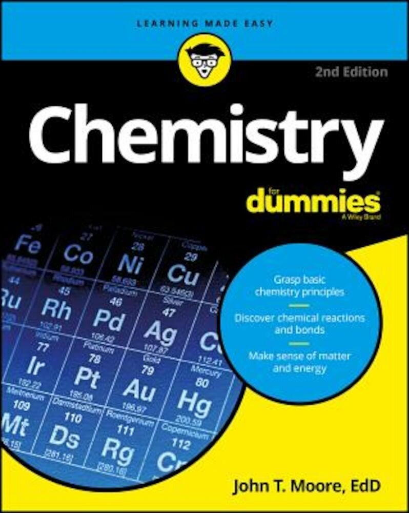 Chemistry for Dummies, Paperback