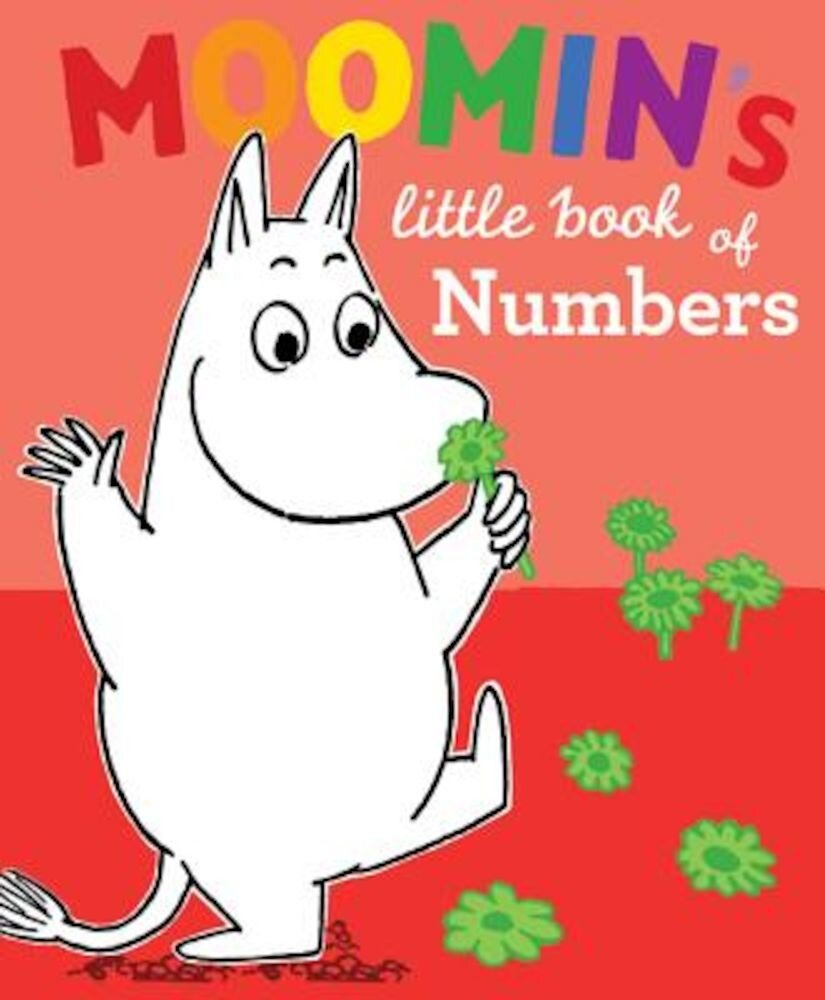 Moomin's Little Book of Numbers, Hardcover