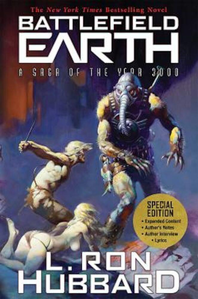 Battlefield Earth: Pulse-Pounding Sci-Fi Action, Paperback