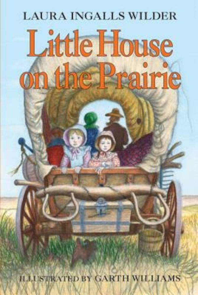 Little House on the Prairie, Paperback