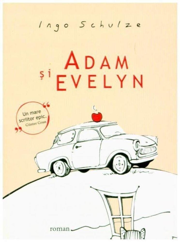 Coperta Carte Adam si Evelyn