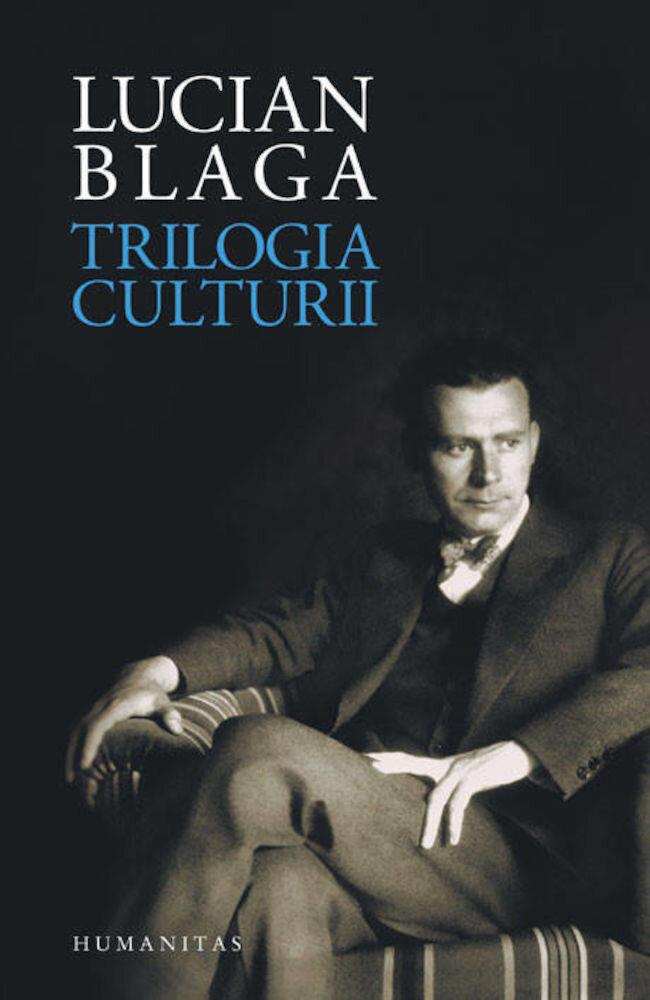 Coperta Carte Trilogia culturii
