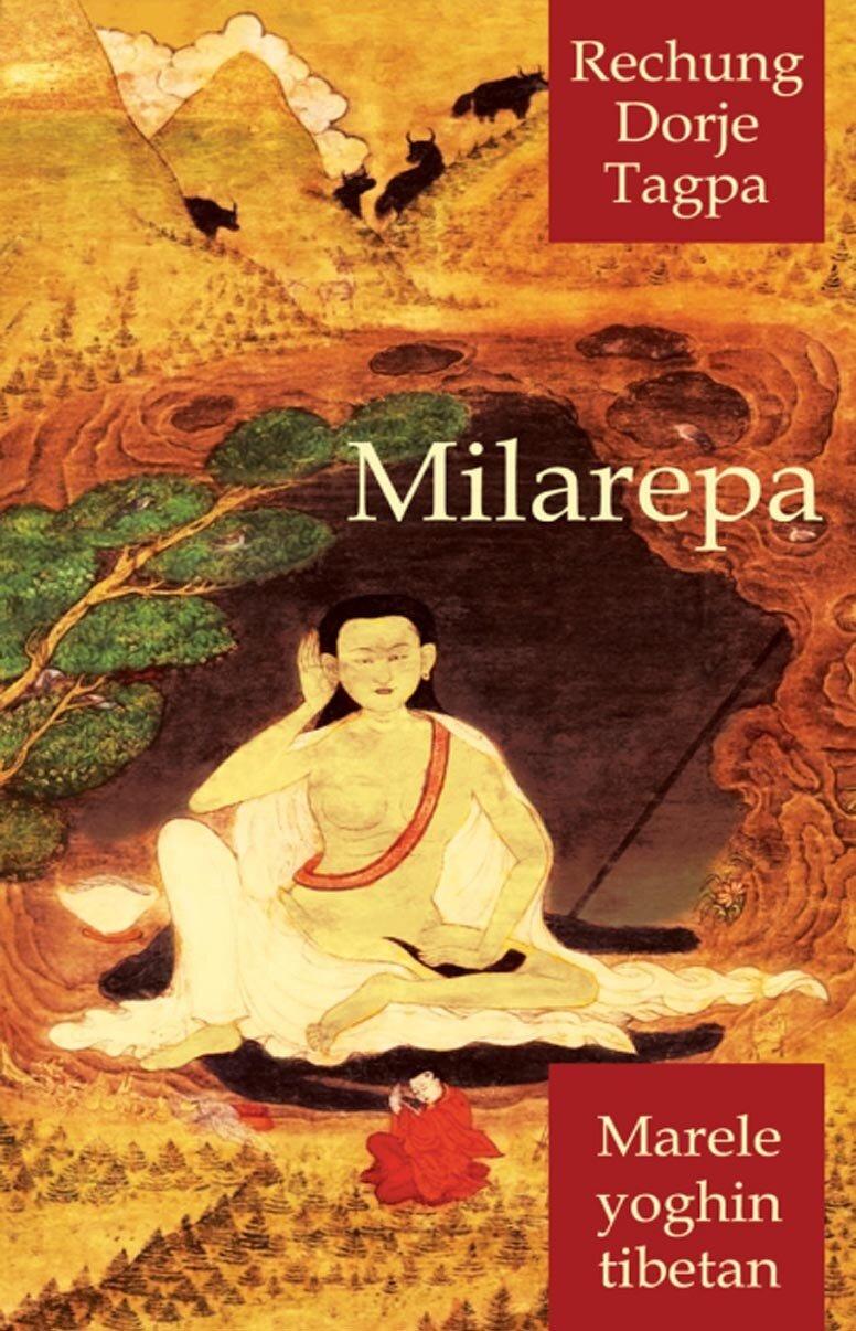 Milarepa - Marele yoghin tibetan (eBook)