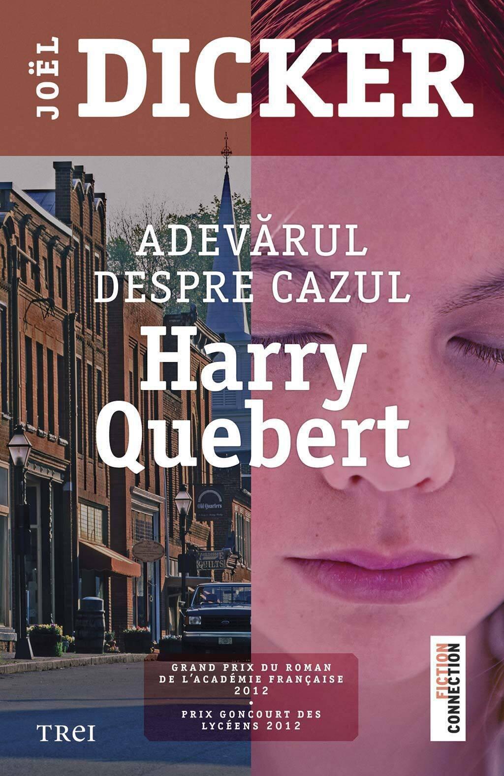 Adevarul despre cazul Harry Quebert (eBook)