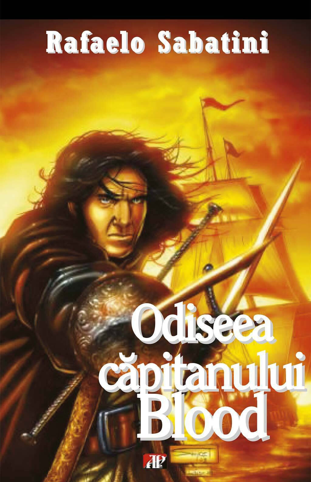 Odiseea capitanului Blood (eBook)