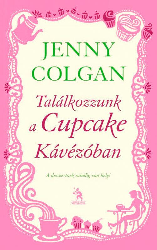 Talalkozzunk a Cupcake Kavezoban (eBook)