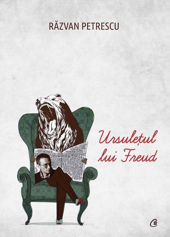 Coperta Carte Ursuletul lui Freud
