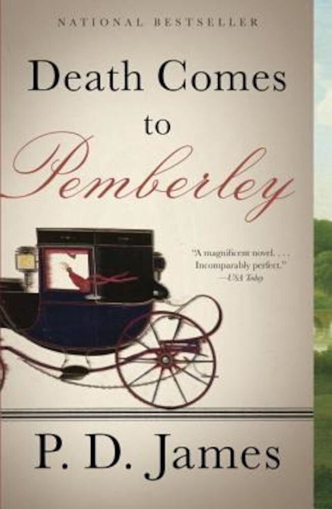 Death Comes to Pemberley, Paperback