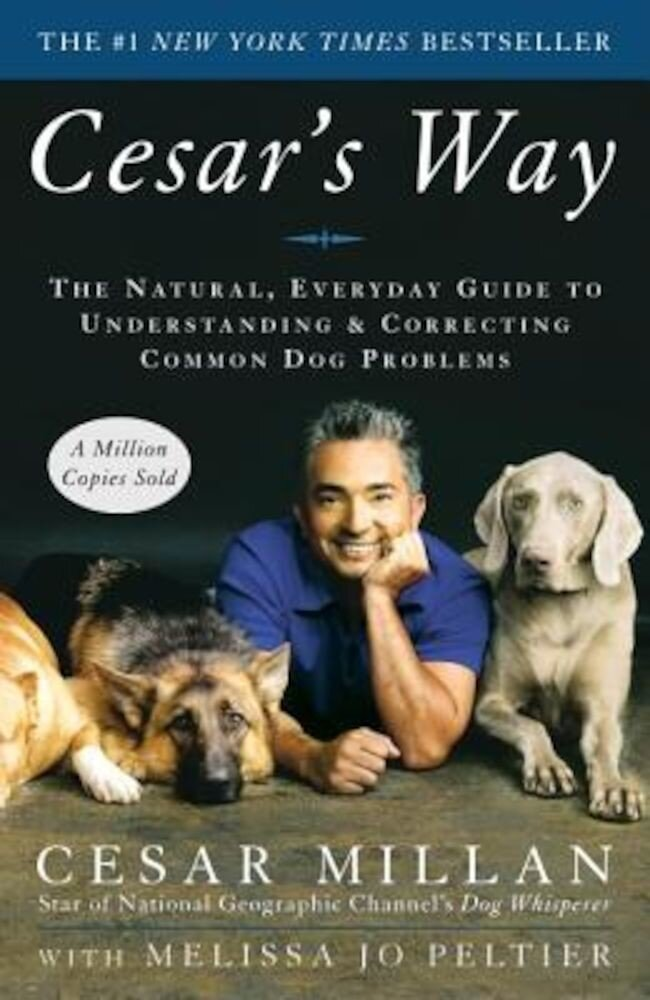 Cesar's Way: The Natural, Everyday Guide to Understanding and Correcting Common Dog Problems, Paperback