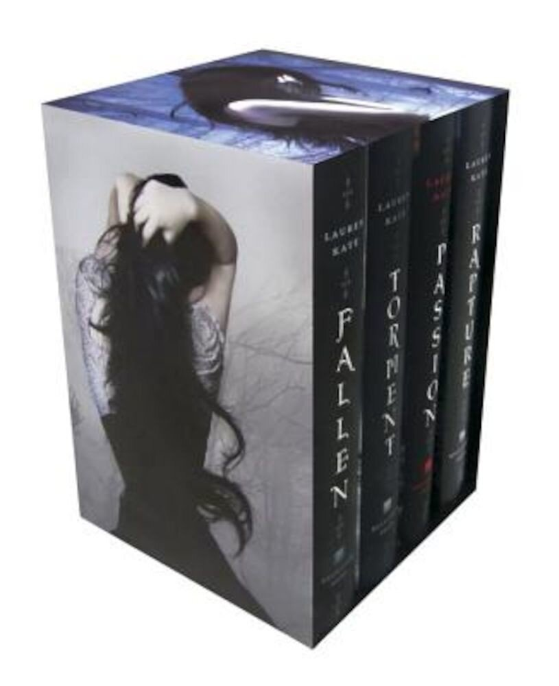 The Fallen Series Boxed Set, Hardcover