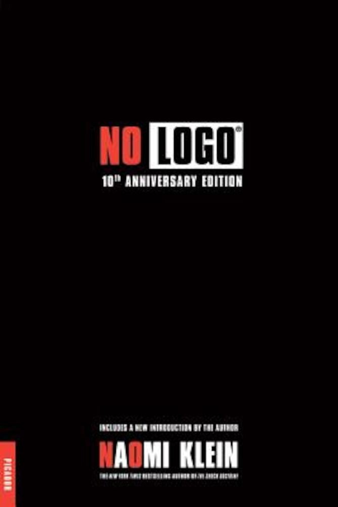No Logo: No Space, No Choice, No Jobs, Paperback