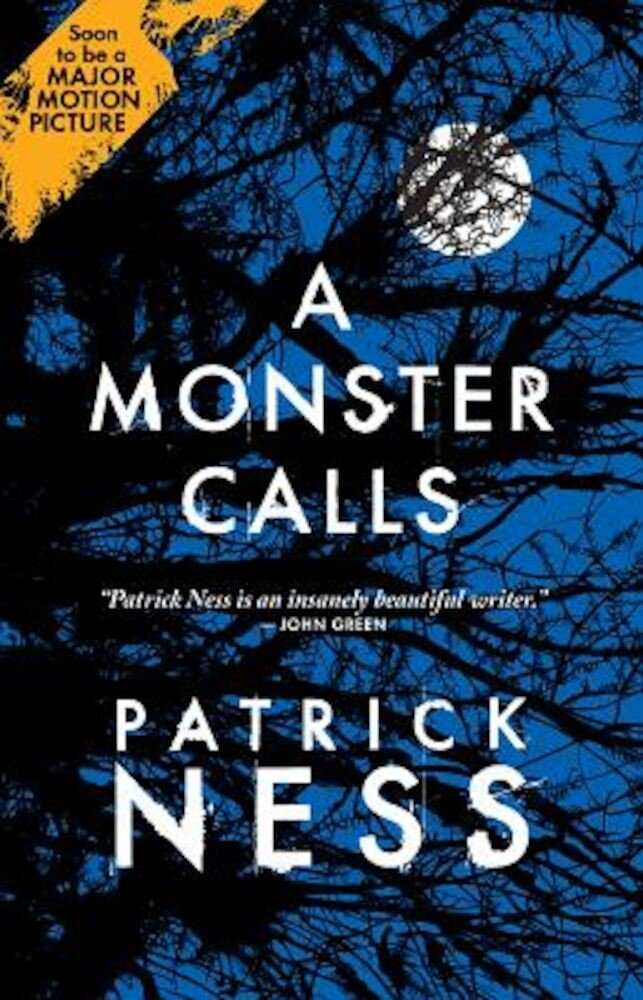 A Monster Calls: Inspired by an Idea from Siobhan Dowd, Paperback